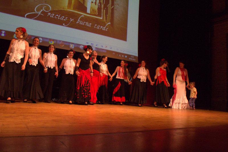 cours flamenco Fos sur Mer